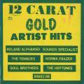 Various - 12 Carat Gold (Melodisc UK)
