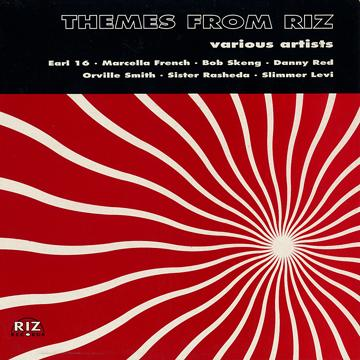 Various - Themes From Riz (Riz Records UK)