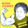 Various - King Jammy Presents Volume 5 (Live & Love US)