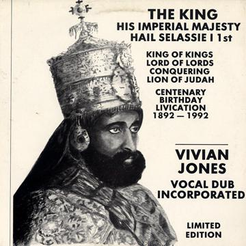 Vivian Jones - King Vocal & Dub Incorporated (Imperial House UK)