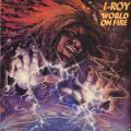 I Roy - World On Fire (Virgin Front Line UK)