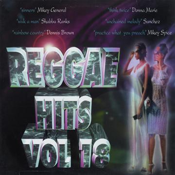 ReggaeCollector com - Various - Reggae Hits Volume 18 (2 LP