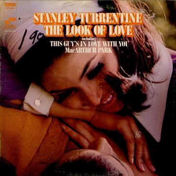 Stanley Turrentine - Look Of Love (Blue Note CA)