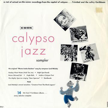 Various - Calypso Jazz (Cook (Trinidad))