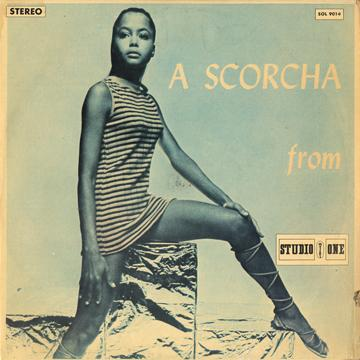 Various - A Scorcher From Studio One (Studio One)