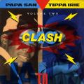 Papa San, Tippa Irie - JA To UK MC Clash Volume 2 (Fashion UK)