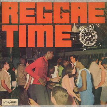 Various - Reggae Time (Coxsone (Black×Silver))