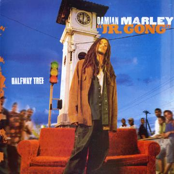 Damian Marley - Halfway Tree (2LP) (Ghetto Youths United)