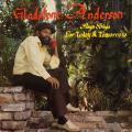 Gladstone Anderson - Sings Songs For Today And Tomorrow (Jahmani UK)