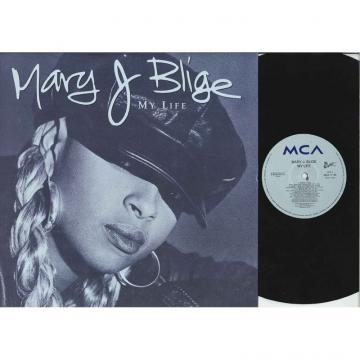 ReggaeCollector com - Mary J  Blige - My Life (2LP) (MCA UK)