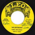 Carl Malcolm - No Jestering (Leo US)