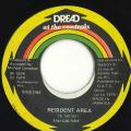 Jah Grundy - Resident Area (Dread At The Control)