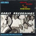 Justin Hinds - Early Recordings (Esoldun EU)
