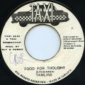 Tamlins - Food For Thought (Taxi)