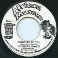 Gregory Isaacs - Addicted To You (African Museum)