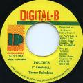 Terror Fabulous - Politics (Digital B)