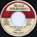 Jack Radics - Just When I Got Into You (Black Solidarity)