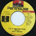 Jack Radics - It's A Hurting Thing (Penthouse)