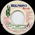 Joe Tex, U Black - Rub A Dub Evening (Belmont)