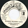 Anthony B - Bloody Bloody City (Annex US)