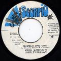 Mega Banton, Shirley Mclean - Number One Girl (Black Scorpio)