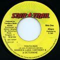 Derrick Lara, Anthony B, Determine - Youth Man (Star Trail)