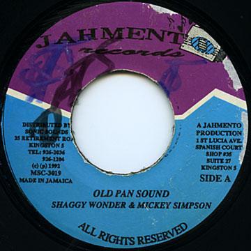 ReggaeCollector com - Shaggy Wonder, Mickey Simpson - Old