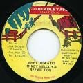 Mikey Melody, Beenie Man - Whey Dem A Do (30 Headley Ave)