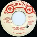 Dennis Brown - One Way Street (Observer)