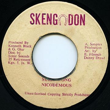 Nicodemus - Suzie Wong (Skengdon)