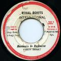 Leroy Smart - Business Is Business (Rival Roots)
