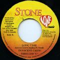 Innocent Crew, Thriller U - Long Time (Stone Love)