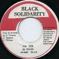 Bobby Blue - I'm Vex (Black Solidarity)
