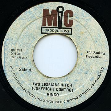 Ringo - Two Lesbians Hitch (Mic)