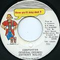General Degree, Anthony Malvo - Comforter (How Yu Fi Sey Dat)
