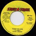 Uton Green - Ticket To Love (Star Trail)