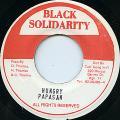 Papa San - Hungry (Black Solidarity)