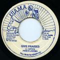 Prince Jazzbo - Give Praises (Ujama)