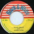 General Echo - Track Shoes (Black & White)