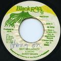 Barry Brown - Not So Lucky (Black Roots)