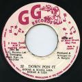 Kojak, Liza - Si Down Pon It (GG's)