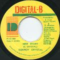 Conroy Crystal - New Start (Digital B)