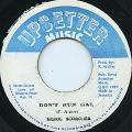 Errol Scorcher - Don't Run Gal (Upsetter)