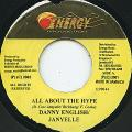 Danny English, Janyelle - All About The Hype (Energy)
