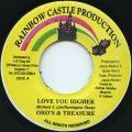 Oro's, Treasure - Love You Higher (Rainbow Castle)