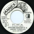 Broom Dandimite, Harry Toddler - Boy Like Me (Annex)