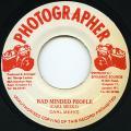 Carl Meeks - Bad Minded People (Photographer)
