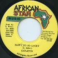 Capleton - Happy Go So Lucky (African Star)