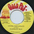 Elephant Man - Giving Them Peace (Gold Pot)