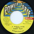Tony Tuff - A Woman To Me (Power Force)